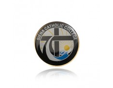 Lapel Badge Siena College