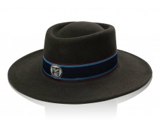 Boys Grey Felt Hat CCPS